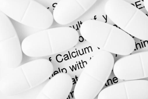 Qu'apporte le calcium pour notre corps?